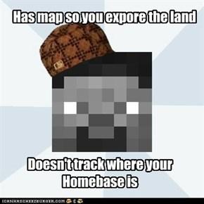 Scumbag Minecraft