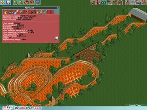 Applejack Roller Coaster