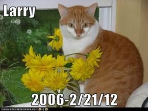 Larry  2006-2/21/12