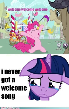 i think somepony is jelly