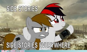 Fallout Equestria in a Nutshell