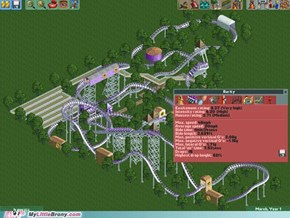 Rarity Roller Coaster