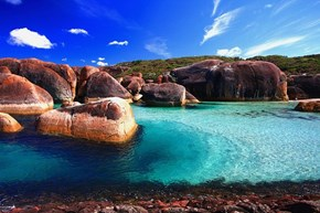 Elephant Rocks, William Bay, Australia