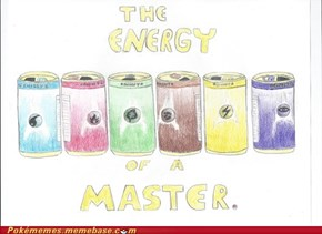 The Energy of a Master