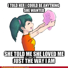 Pokémemes: Ditto You're Amazing, Just the Way You Are
