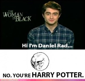 You Are Harry Potter And You Will LIKE IT