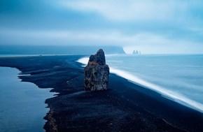 Dyrholaey Fingers, Iceland