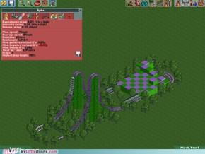 Spike Roller Coaster