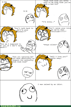 Rage Comics: How Did You Even Manage to Reproduce?