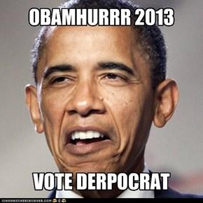 Or Herpublican. Durrrn't Madderp.