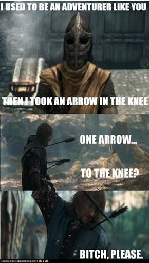 One Arrow?
