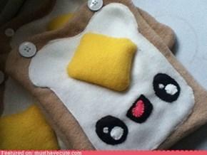 Toast Pouches
