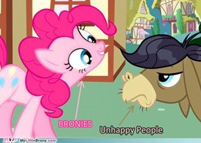 Bronies and Non-Bronies