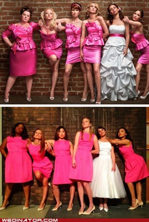 Just Some Bridesmaids