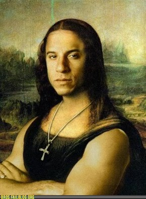 Brona Lisa, the ULTIMATE Bro
