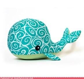 Whale Plush Pattern