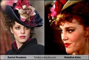 Rachel Mcadams Totally Looks Like Madeline Kahn
