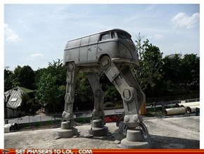 Volkswagen AT-AT Walker