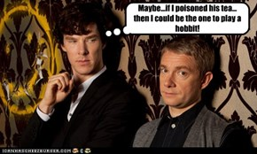 A Dark Look Into the Mind of Sherlock