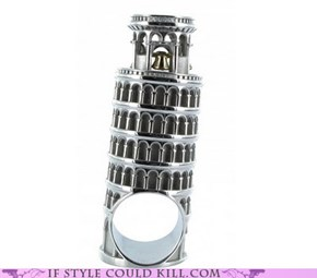 Ring of the Day: Pisa! Pisa!