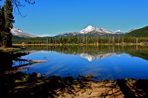 Broken Top Mountain, Bend, Oregon
