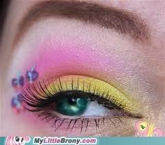 Fluttershy Eyeshadow