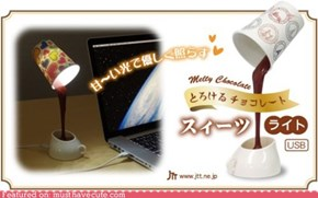 Hot Chocolate USB Lamp