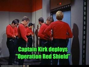 A Wise Decision, Captain
