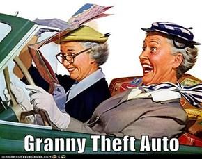 Granny Theft Auto