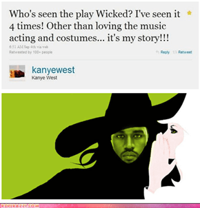 Wicked: The Untold Story of Kanye West