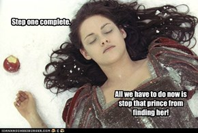Anything to Stop Twilight!