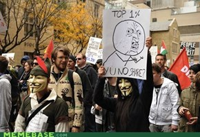 Y U NO Occupy Wall Street