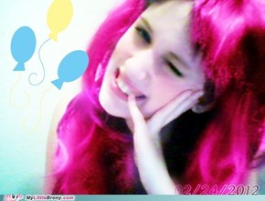 Everyday I'm Pinkie Pie!