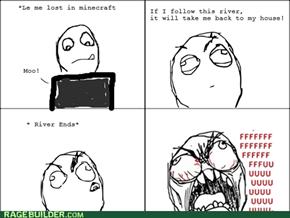 Lost in Minecraft