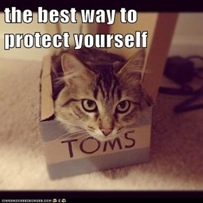 the best way to protect yourself