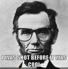 I WAS SHOT BEFORE IT WAS COOL