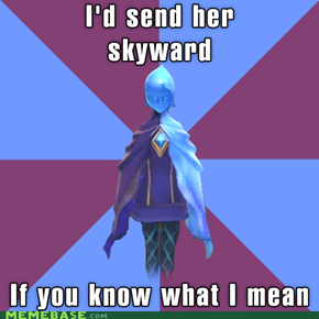 Innuendo Fi Send Her Skyward