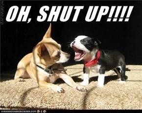 OH, SHUT UP!!!!