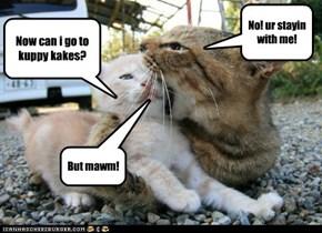 KKPS overprotective mom