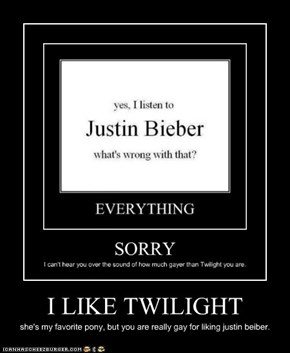 I LIKE TWILIGHT