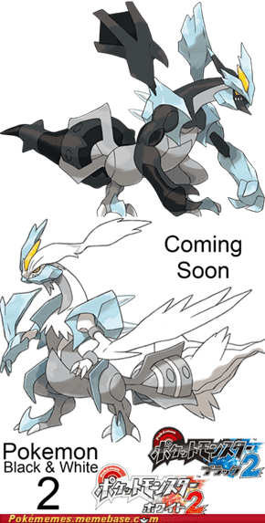 Pokémon Black & White 2 Announced