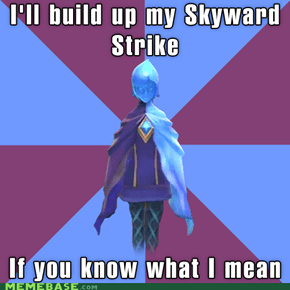 'Innuendo Fi' Skyward Strike