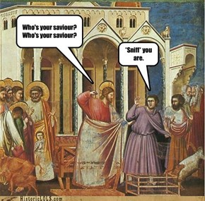 Nobody F**ks With The Jesus!