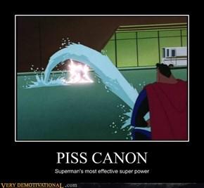 PISS CANON
