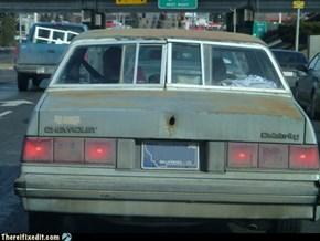 Sweet License Plate, Bro