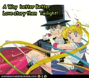 way better Love story then Twilight.