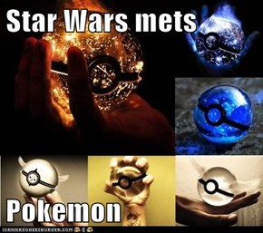 Star Wars mets  Pokemon