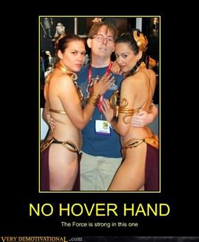 NO HOVER HAND