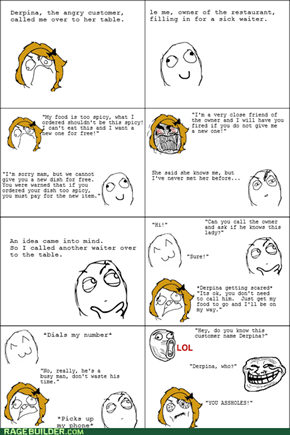 Rage Comics: We're BFFs, You Know