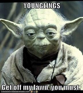 Damn Younglings